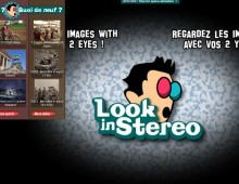 Look In Stereo