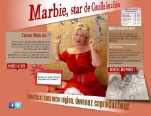Marbie, star : site de crowdfunding