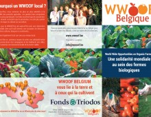Supports WWOOF