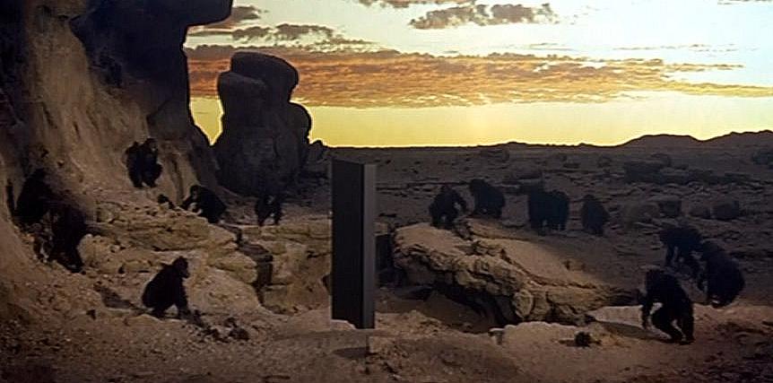 L'aube de l'humanité (© 2001, l'Odyssée de l'Espace)