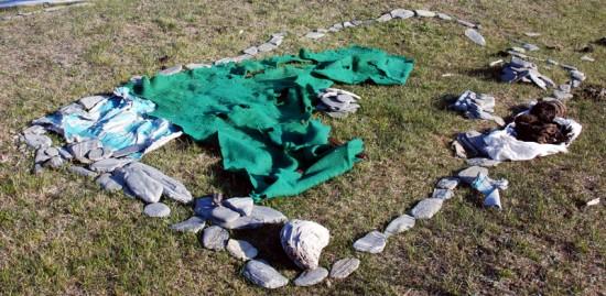 Un jouet mongole plutôt écologique