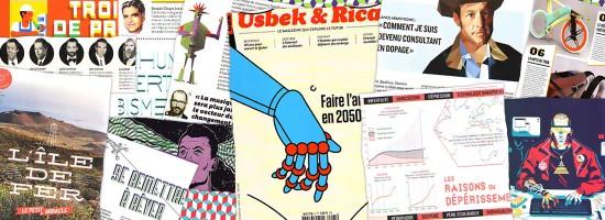 Usbek & Rica, faussement rétro