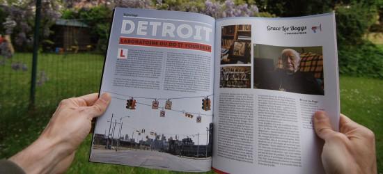 Detroit raconté par Usbek & Rica