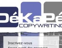 DéKaPé Copywriting