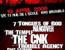 Brussels Metal Friends'tival