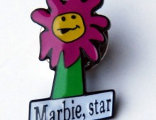 Pin's Marbie