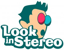 Look in Stereo : le logo
