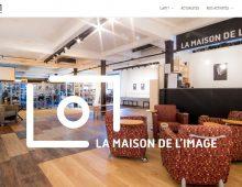 Le site de la Maison de l'Image