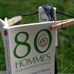 """Mobilou lit """"80 hommes pour changer le monde"""""""