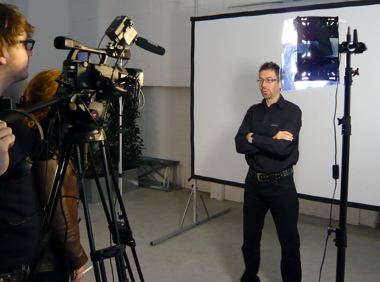 Paul interviewé par Triodos