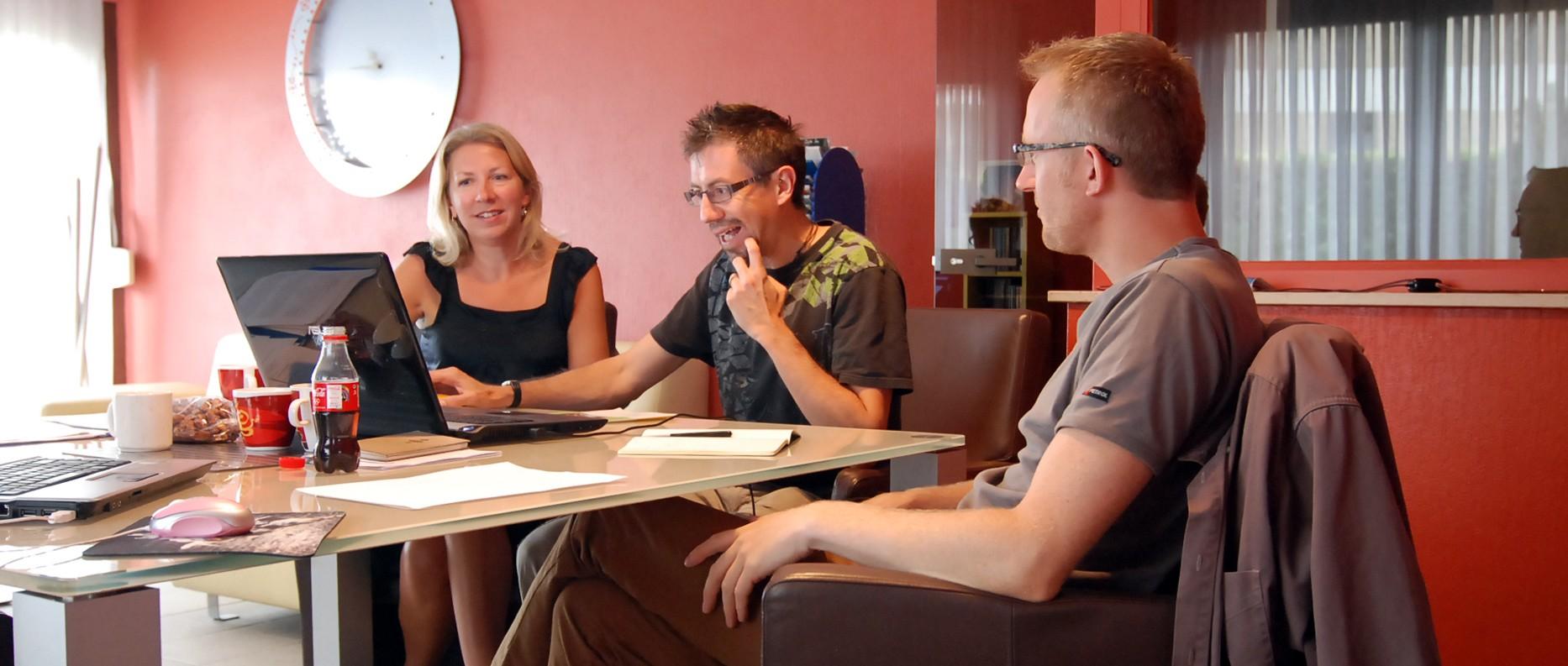 Brainstorming site G1000