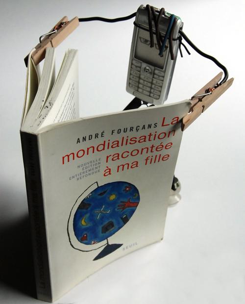 """Mobilou lit """"La mondialisation expliquée à ma fille"""""""